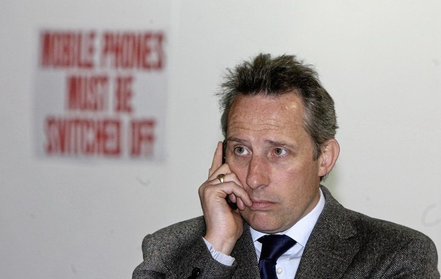Ian Paisley faces calls to quit after claims he failed to declare