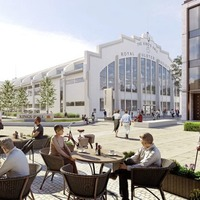 £100m Belfast health hub set for planning approval after site visit