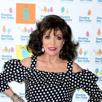 Dame Joan Collins: I went through a potential transgender moment as a teenager
