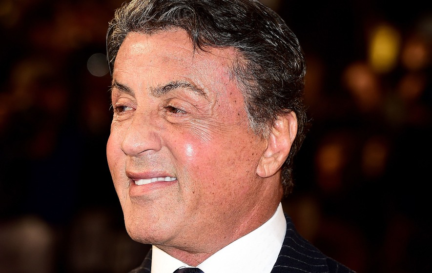 Sylvester Stallone shares message with fans as he wraps