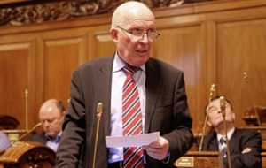 UUP councillor Jim Rodgers handed partial suspension by standards commissioner