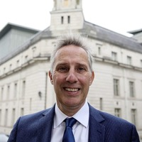 DUP's Ian Paisley includes Nazi appeasement to compare May deal with EU