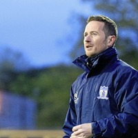 Newry City boss Darren Mullen looking forward to Irish Cup clash against high-flying Larne