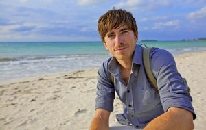 TV traveller Simon Reeve on bringing new live tour to Belfast's Ulster Hall
