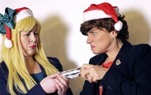 Review: Michelle and Arlene: Ulster Says Snow