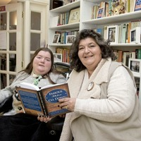 Jane Crosbie and her daughter Phoebe Lyle are rewriting the script for disability