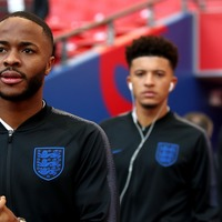 Support for Sterling as police probe claims he was racially abused during match