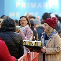 Christmas spirit finally arrives in Belfast - thanks to Primark