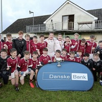 Omagh CBS come on strong to take Corn na nOg title