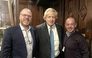 'Irony' over Boris Johnson's backing says No Stone Unturned filmmaker