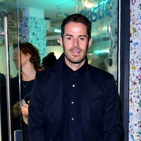 Jamie Redknapp and Holly Willoughby celebrate as Harry named King of the Jungle