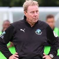 Harry Redknapp: I thought there would be a secret caravan with bacon sandwiches