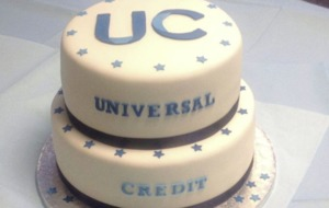 Stormont buys 40 cakes to celebrate Universal Credit