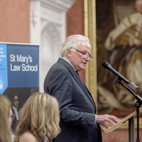 St Mary's University, Strawberry Hill, launches new law school
