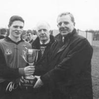 Irish News Past Papers - Dec 11 1998: St Columban's end Warrenpoint domination