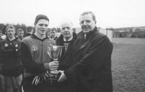 Irish News Past Papers - Dec 11 1998: St Columban's end Warrenpoint domination