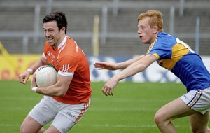 Armagh squad behind pair in Aussie Rules frame insists Aidan Forker