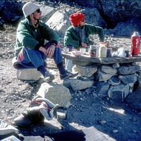 Mountaineer searching for two friends who disappeared in the Himalayas more than 30 years ago finds their bodies