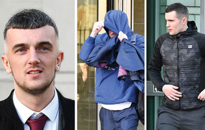 Co Antrim men linked to UDA feud who plotted to buy guns and drugs on 'dark web' are jailed