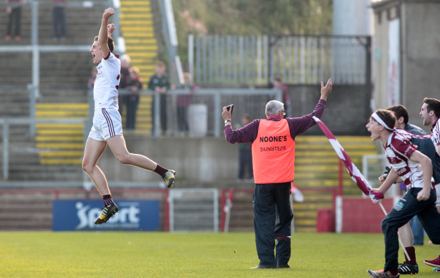 On This Day - December 11 2016: Slaughtneil advanced to the All-Ireland club SFC semi-final