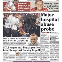Timeline of unprecedented probe into Muckamore Abbey Hospital
