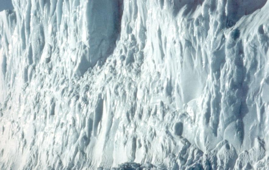 More glaciers in East Antarctica losing ice