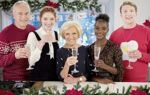 TV Quickfire: Mary Berry's Christmas Party offers viewers new ideas for the big day