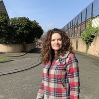Welsh TV series look at life behind Belfast peace walls