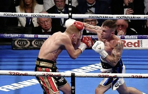 Josh Warrington has had his time says Carl Frampton coach Jamie Moore