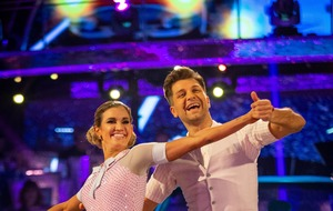 Ashley Roberts says she mentally prepared herself to be in dance-off again