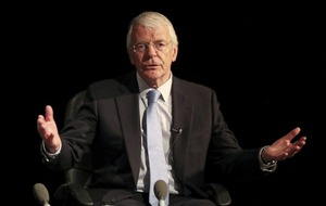 Sir John Major warns of return to worst days of Troubles