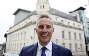 Ian Paisley under the Spotlight again for undeclared trip to Maldives
