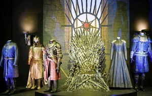 Game of Thrones: The Touring Exhibition set for Belfast