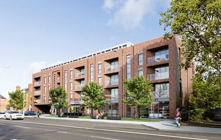 Approval granted for landmark apartment development on Ormeau Road