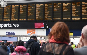 Rail passengers can get disruption alerts on Facebook