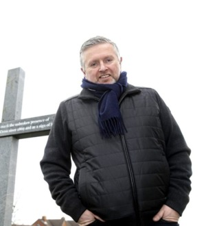 Fr Gary Donegan receives honorary degree from Queen's University Belfast