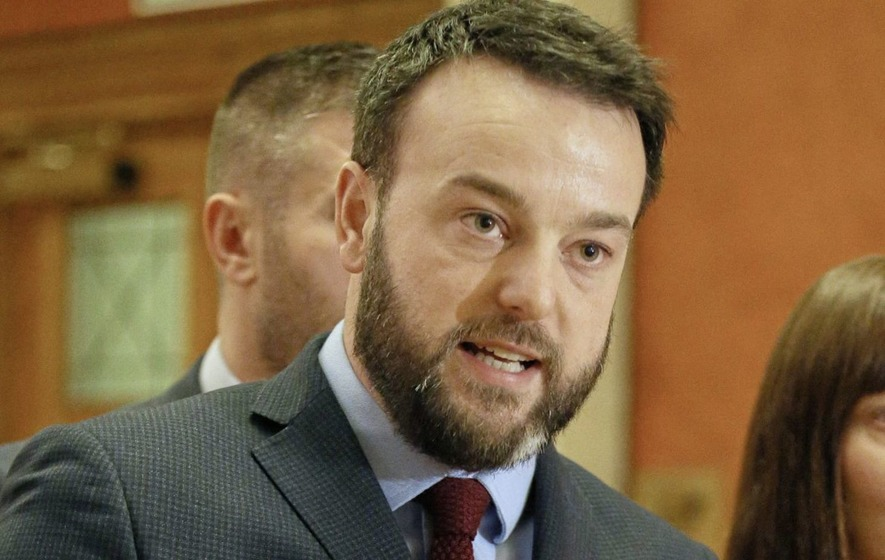 Colum Eastwood frustrated by Jeremy Corbyn's backstop stance