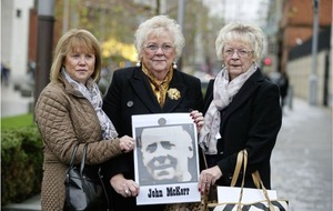 Ballymurphy inquest: Witness tells how he cradled dying John McKerr's head
