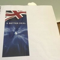 DUP join with former Brexit ministers to pitch alternative deal