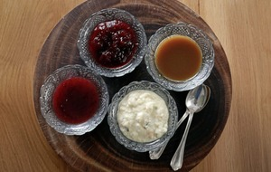 James Street South Cookery School: Special Christmas sauces