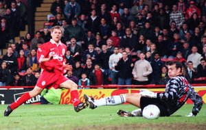 On this day, December 14, 1979: Liverpool and Manchester United striker Michael Owen was born