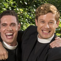 James Norton shed 'many tears' filming his final scene for Grantchester