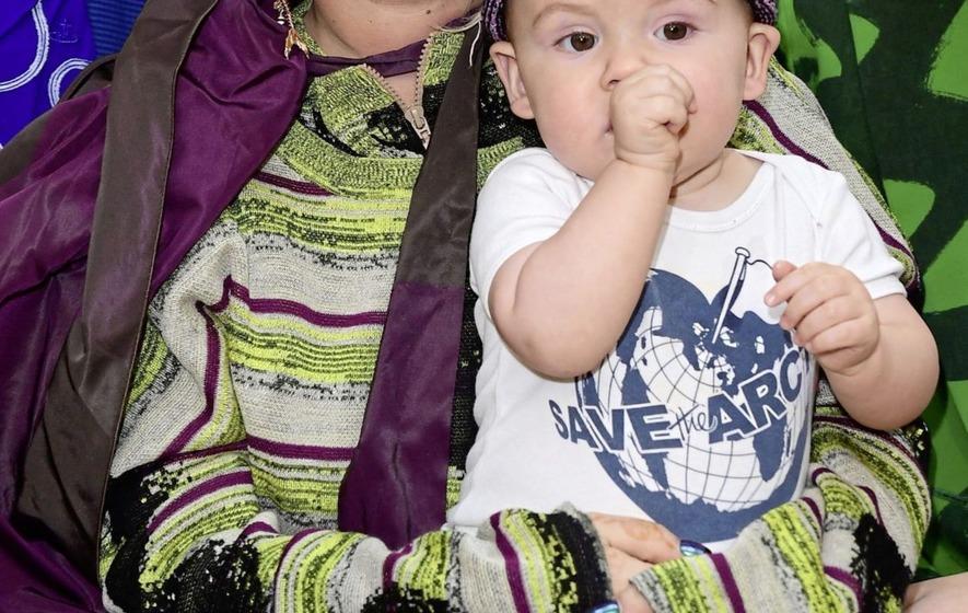 Jaime Winstone: I'm watching my behaviour now that I'm a mum