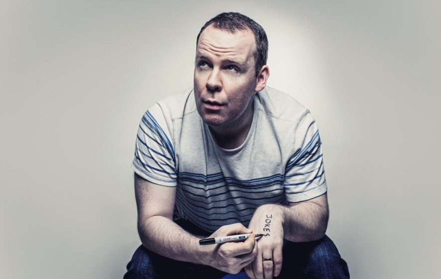 Neil Delamere on new stand-up show Controlled Substance and the return of Soft Border Patrol