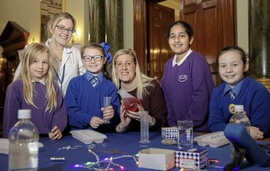 Belfast Harbour calls for more students to pursue STEM subjects to supply future industries