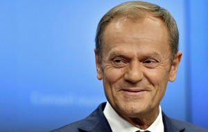 Donald Tusk says Brexit extension possible but tells Theresa May parliament must pass Withdrawal Agreement