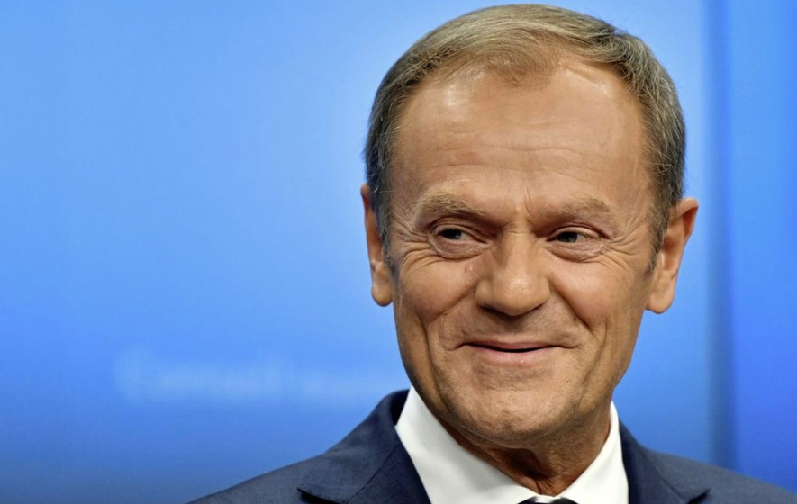 Donald Tusk says Brexit extension possible but tells Theresa