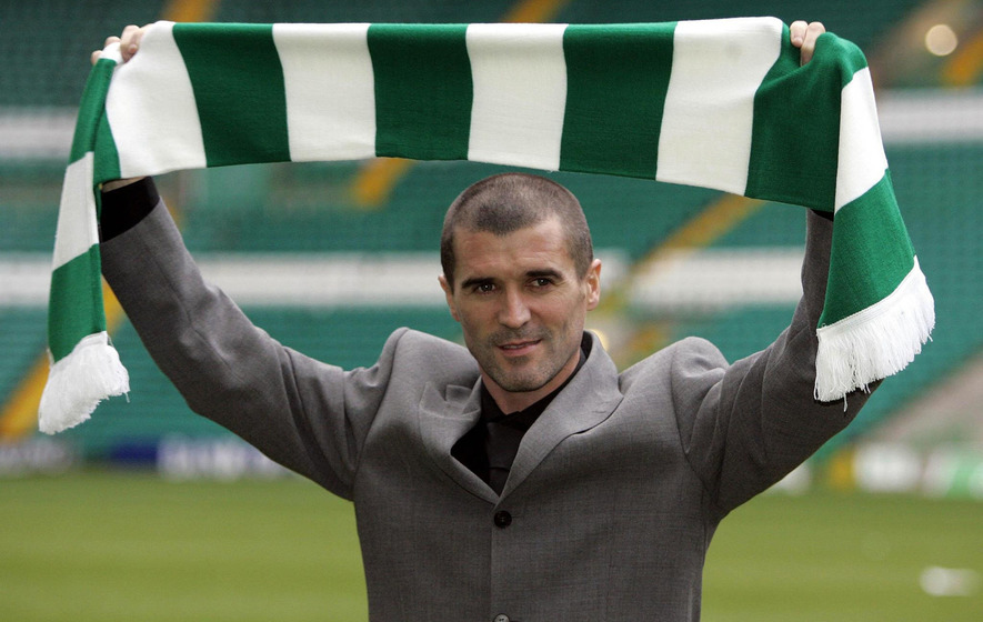 On This Day - December 15, 2005: Roy Keane signs for Celtic - The