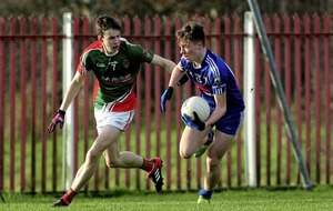 Video: Bellaghy Wolfe Tones sweep past Inniskeen