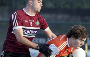 Kieran McGeeney happy with Armagh win 'but still plenty to work on.'